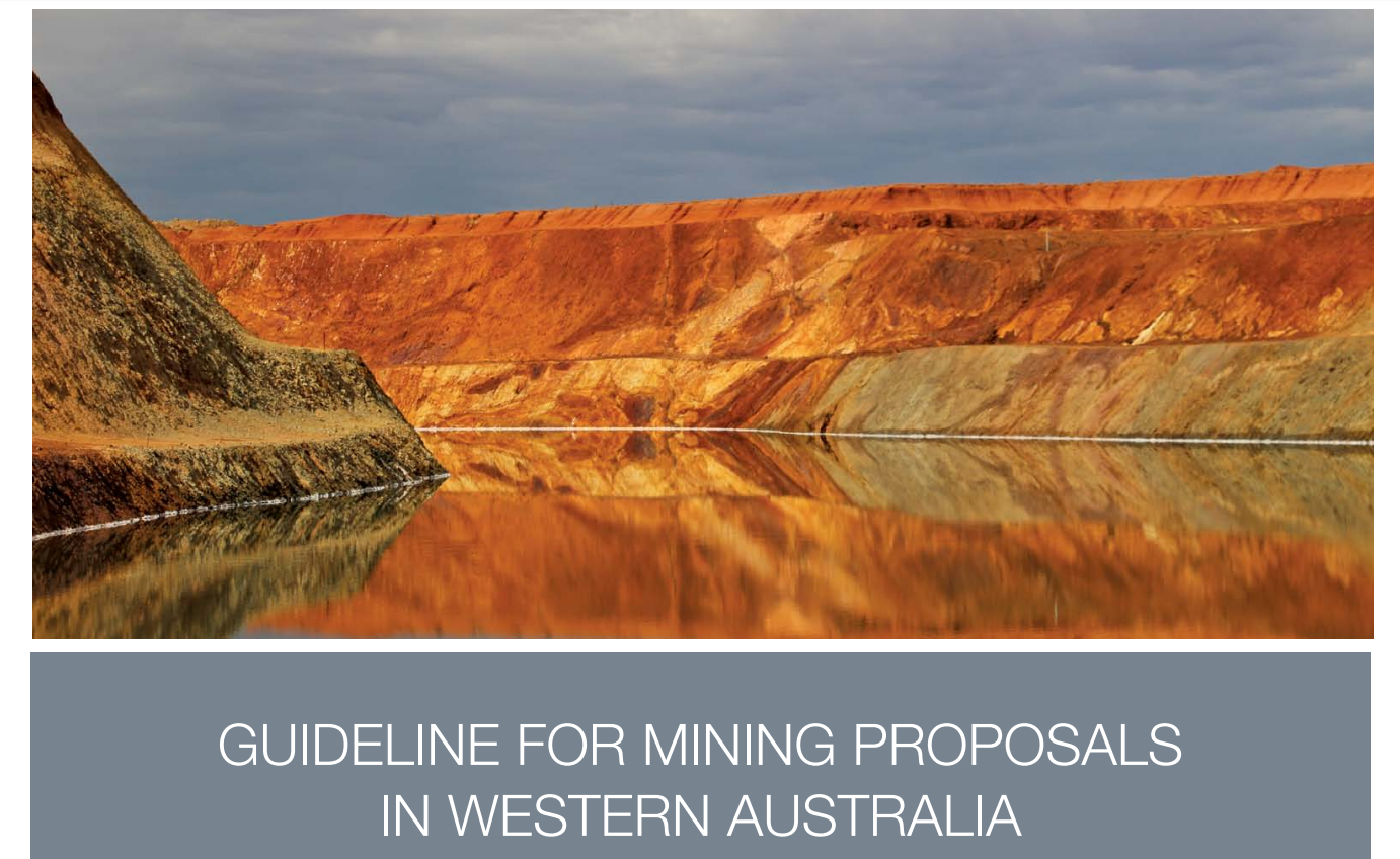 DMP Stakeholder Forums – New Mining Proposal Guidelines