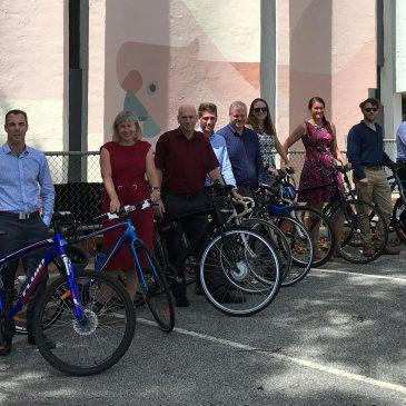 MBS Celebrates Bike Week 2019 !